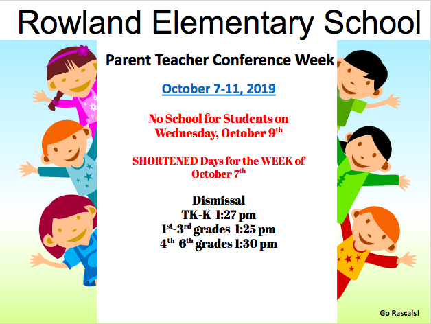 Parent Teacher Conference Week Featured Photo