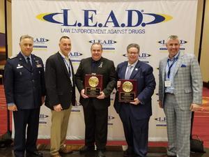 officer joe and awards