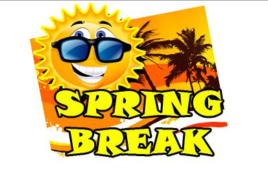 Enjoy Spring Break April 5 - 9 Featured Photo