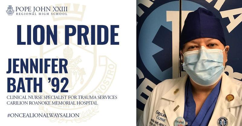 Jennifer Bath Lion Pride