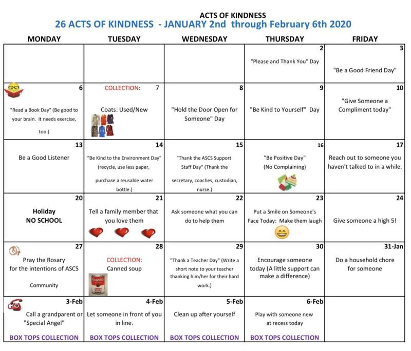 26 Acts of Kindness Thumbnail Image