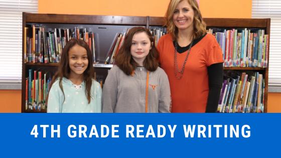 4th grade ready writing