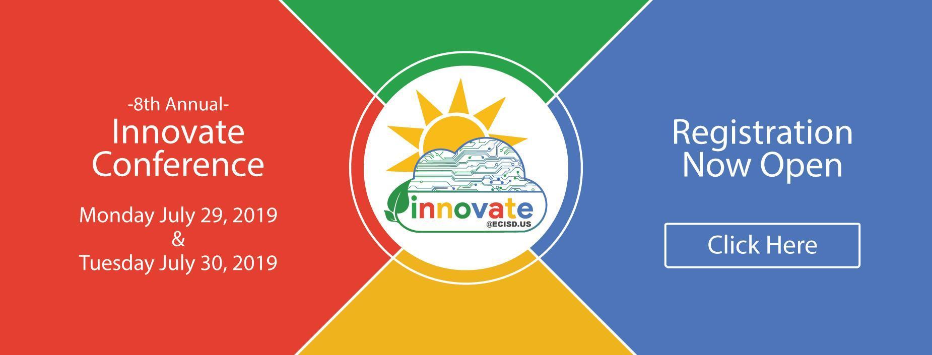 2019 Innovate Banner