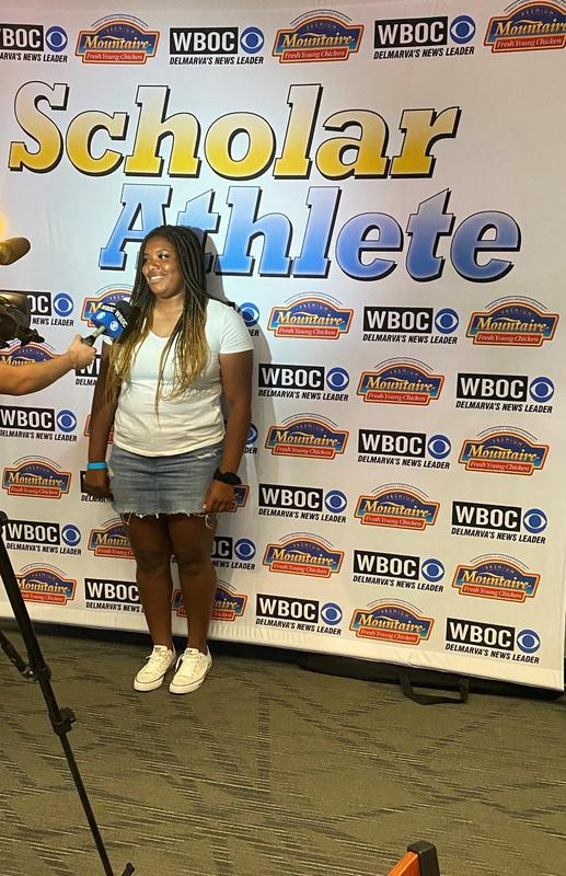 SHS Class of 2021 Graduate Named Female Scholar Athlete of the Year Featured Photo