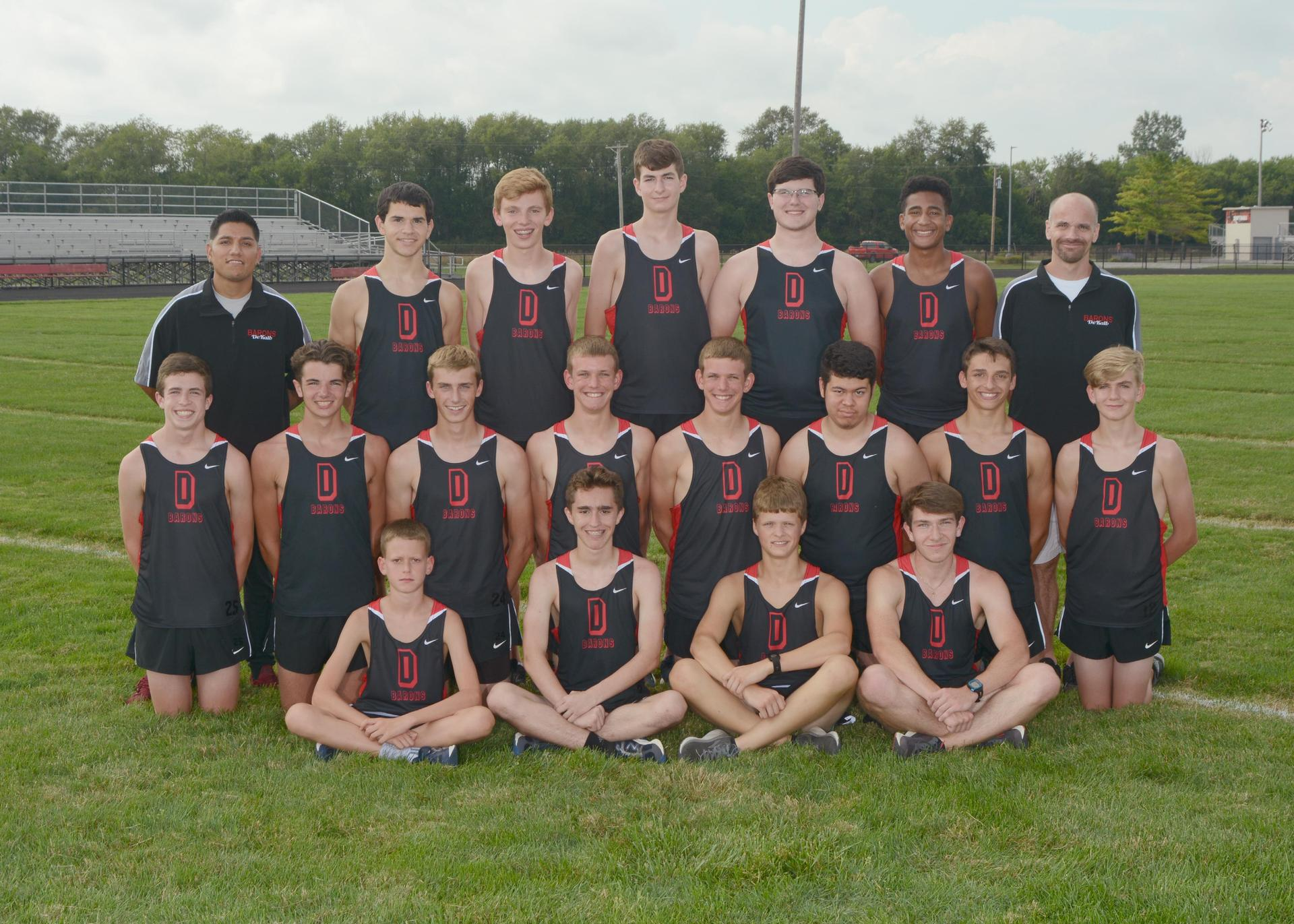 2019 Baron Cross Country