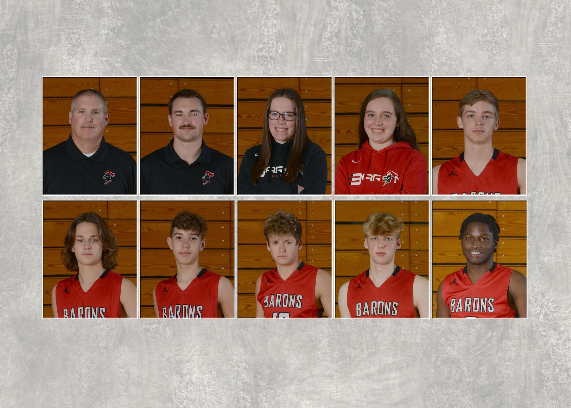2020-2021 JV Boys Basketball
