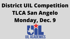 District UIL Competition