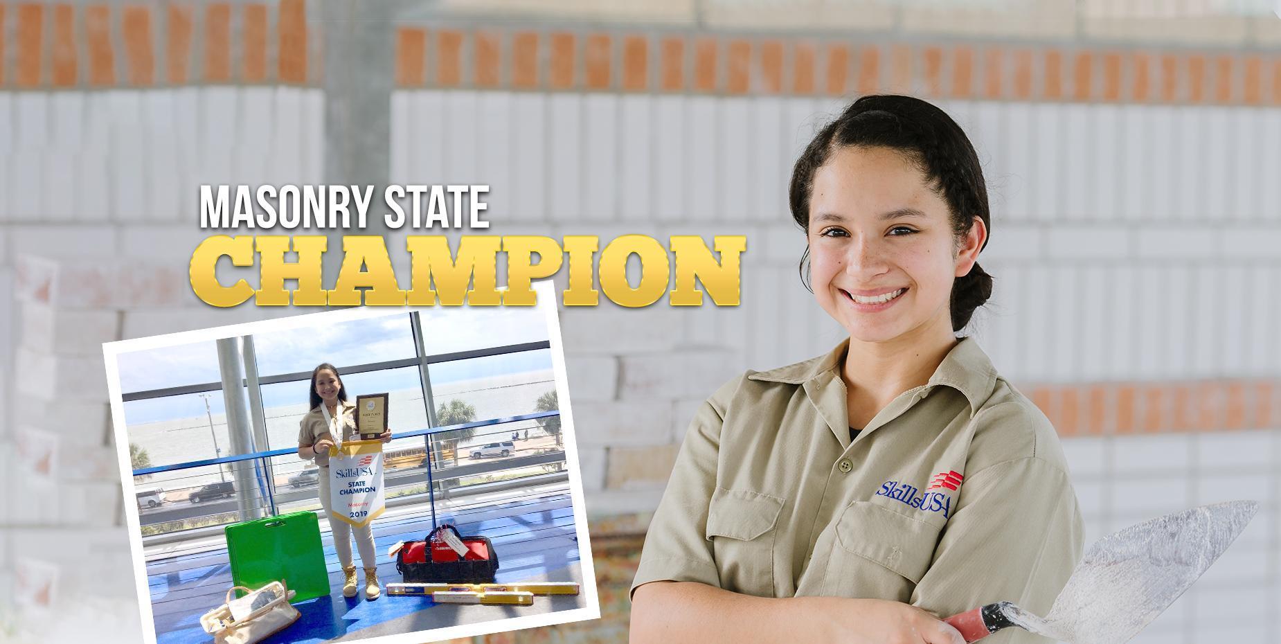 Masonry State Champ