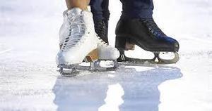 photo of ice skates