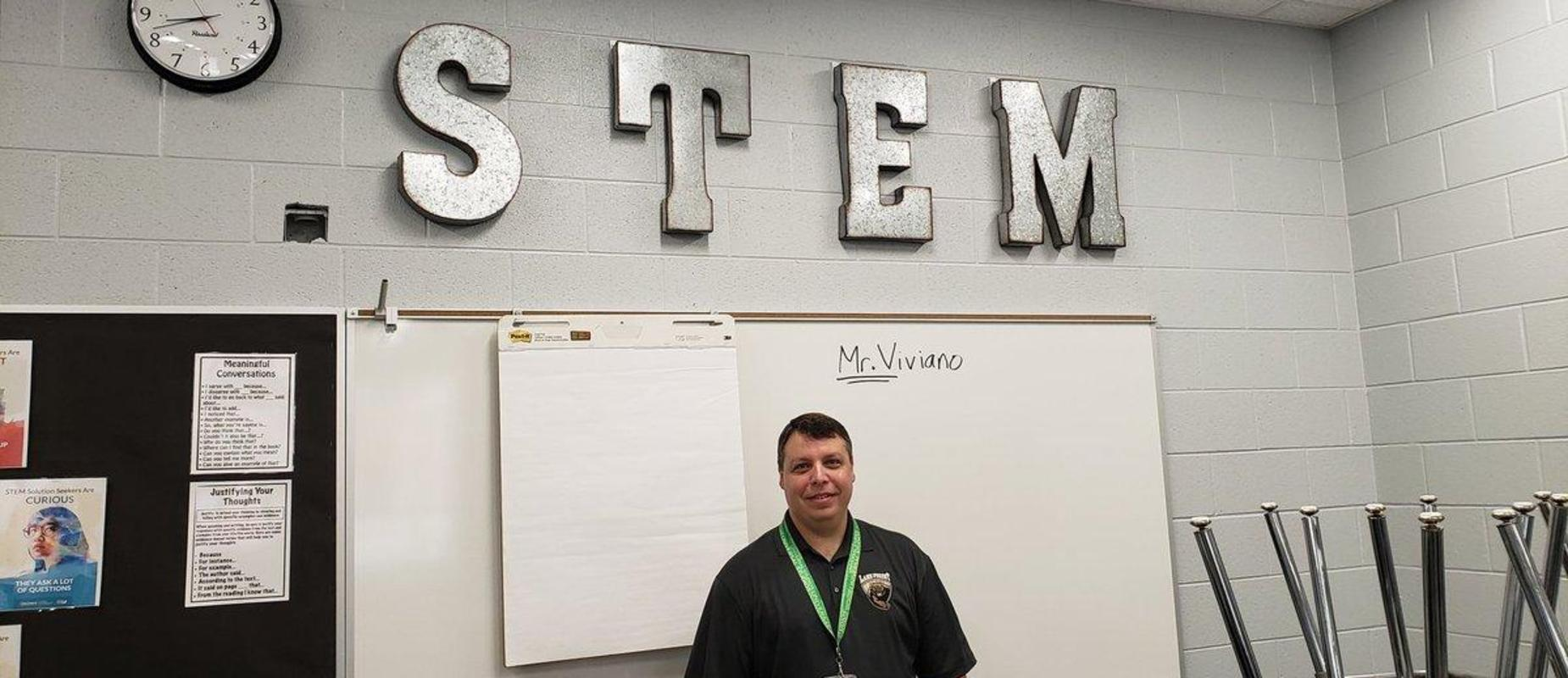 STEM Jason Viviano