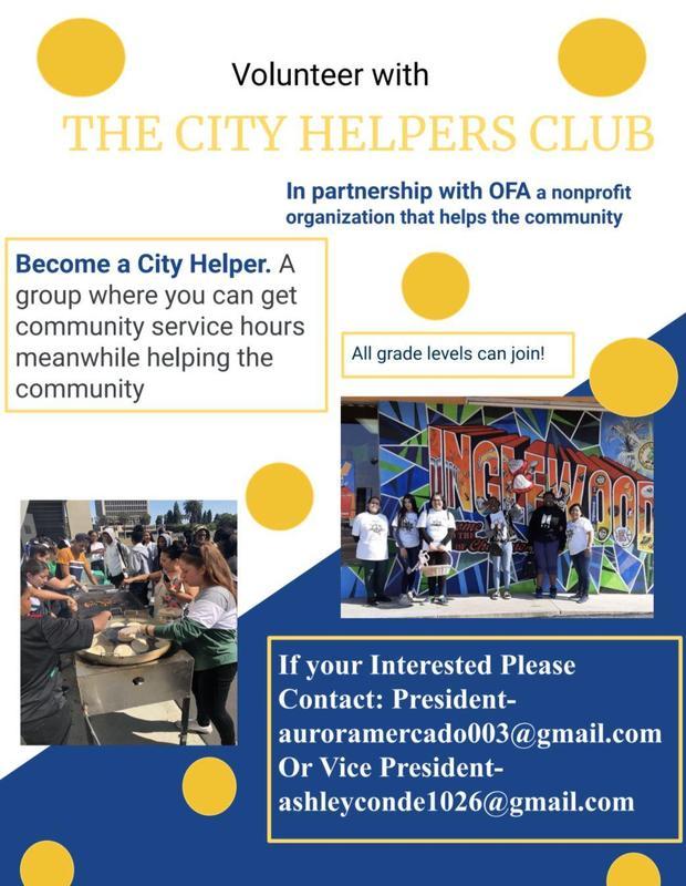 city helpers