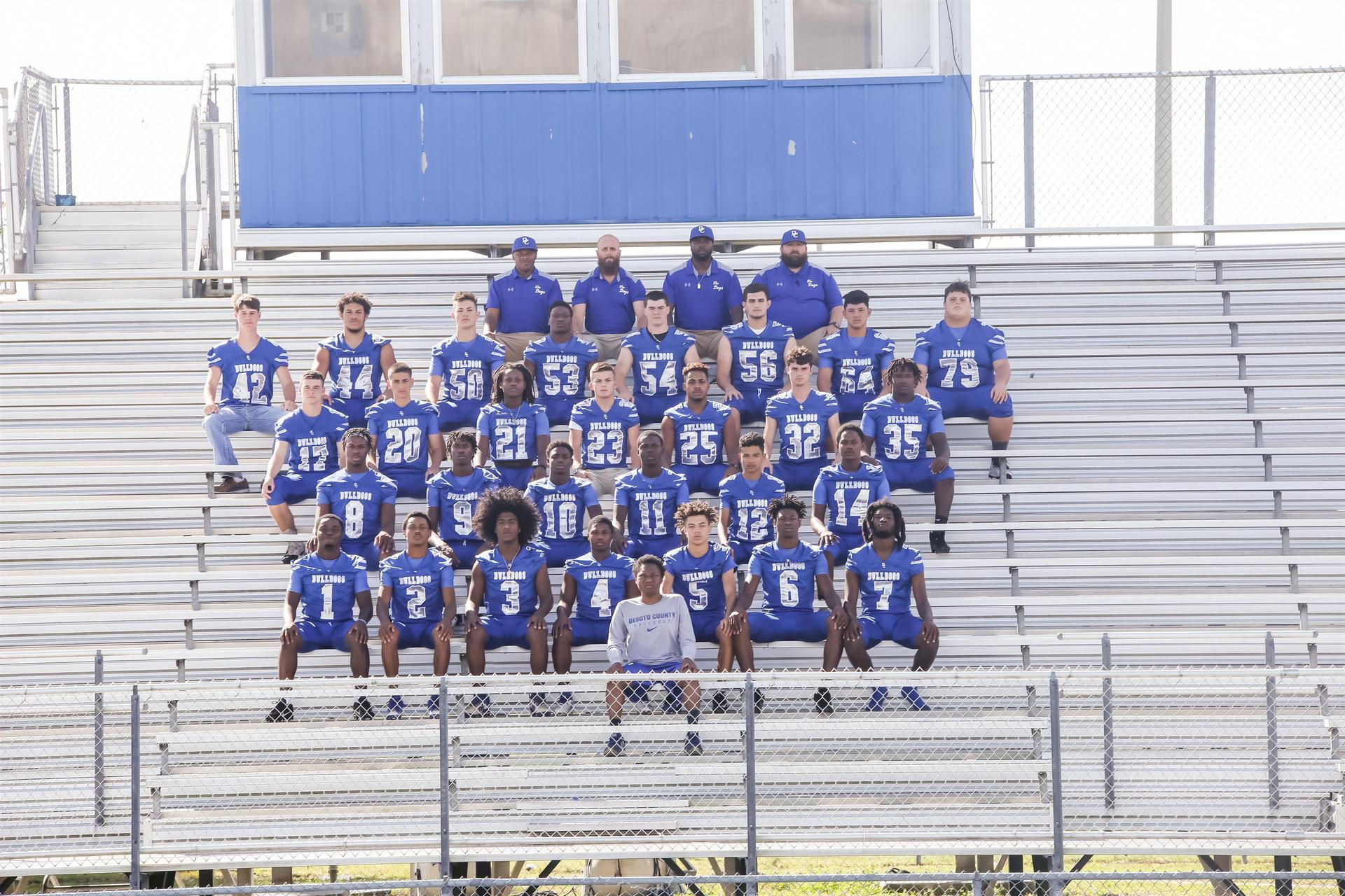 Varsity Football Team