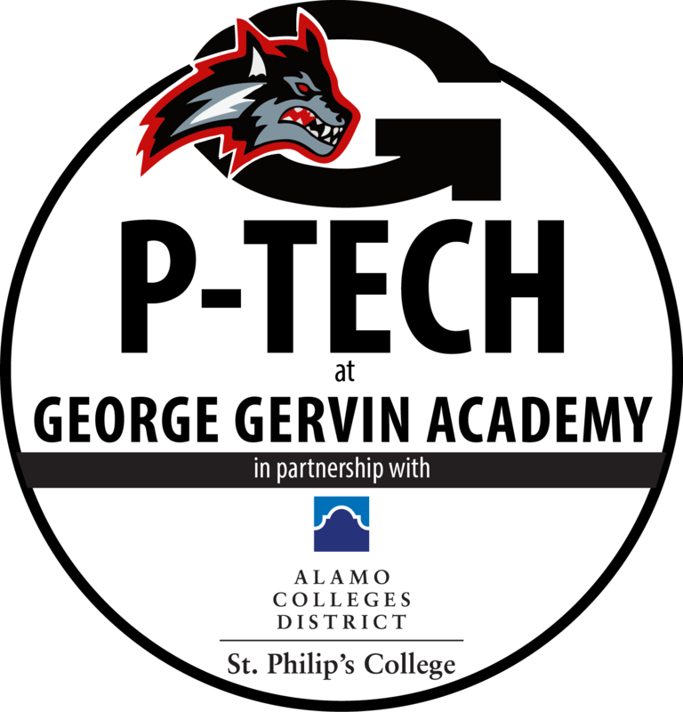 GGA P-TECH Logo