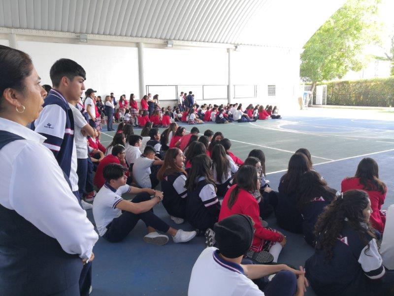 Plática Prevención del Delito. Featured Photo