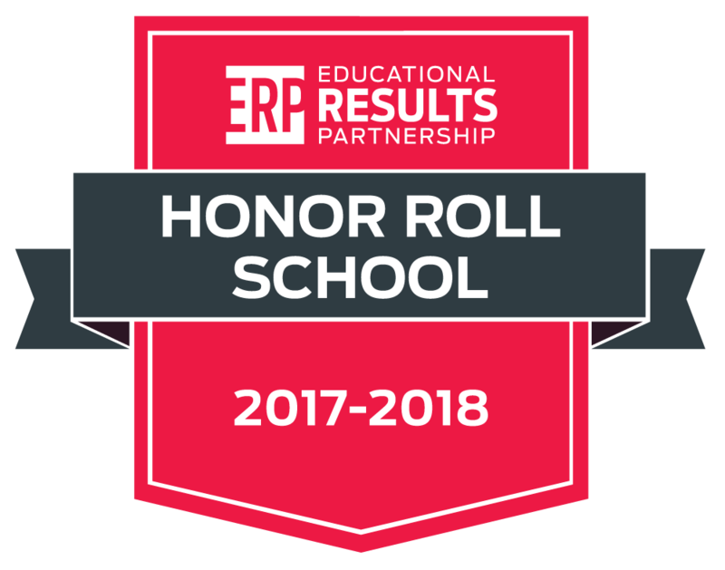 Honor Roll school for the 2017-2018 Thumbnail Image