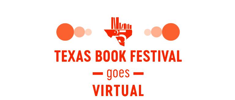 Texas Book Festival Goes Virtual! Featured Photo