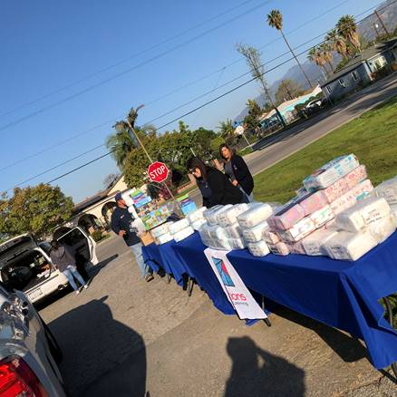 UPDATED: Options for Learning distributes diapers for families in need Featured Photo