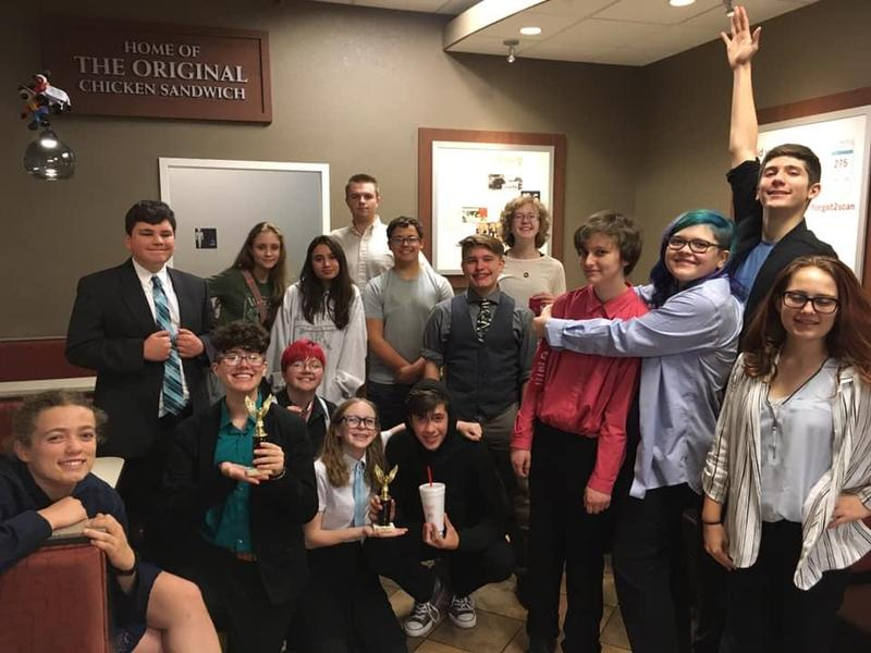 CCHS Tiger Talkers Speech and Debate Team Thumbnail Image