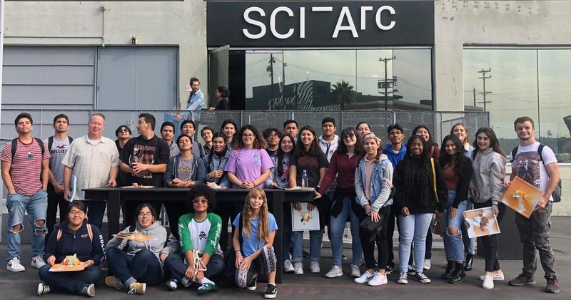 SkillsUSA Goes to Southern California Institute of Architecture (SCI-Arc) Featured Photo
