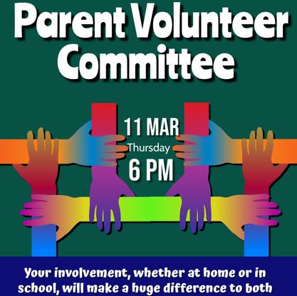 Parent Volunteer Committee Meeting Featured Photo