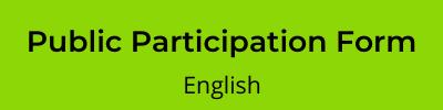 Public Participation Form English
