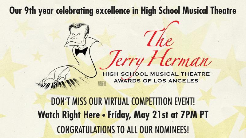 Jerry Herman Awards Thumbnail Image