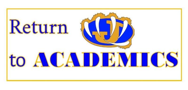 Return to Academics