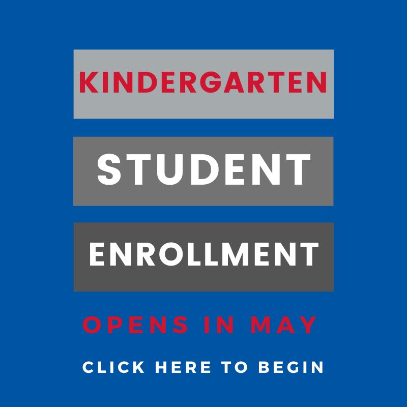 Kinder enrollment icon