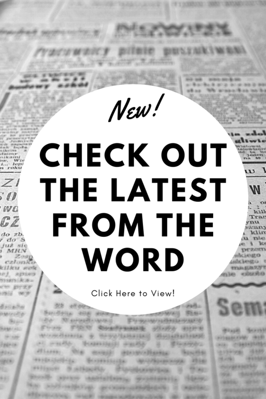 The Word December 2020 Edition Featured Photo