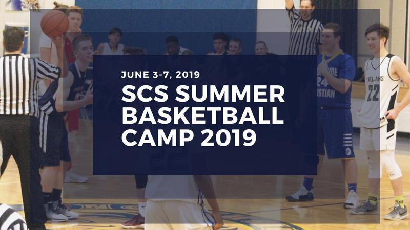 SCS Summer Basketball Camp Registration 2019 | June 3-7 Thumbnail Image