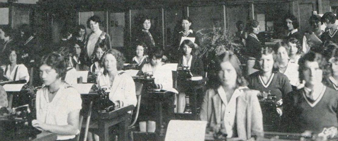 Office Practice, 1930