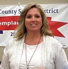 Dr LaDonna McFall, Roane County Schools Director of Schools