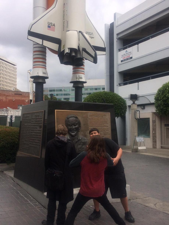 Ellison Onizuka Memorial