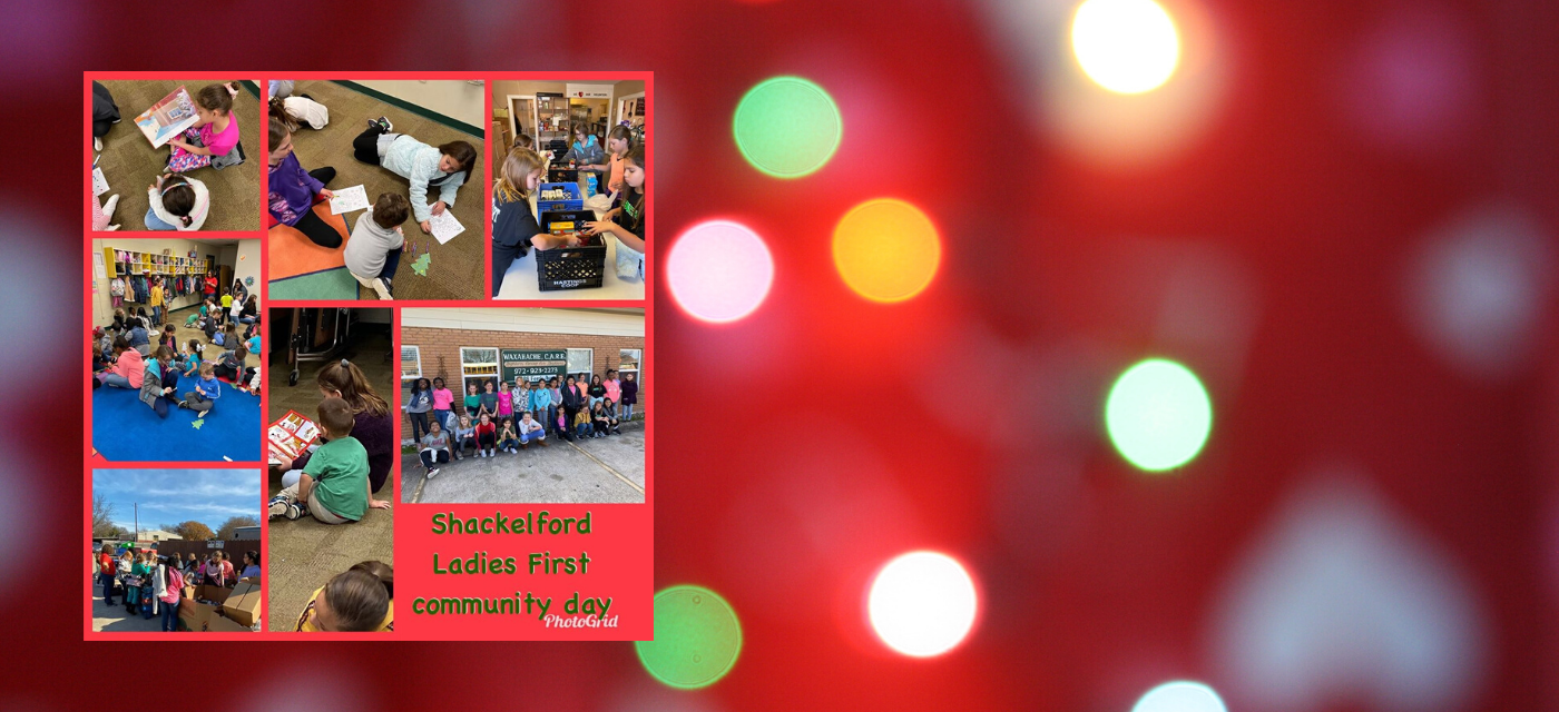 Ladies First Community Day