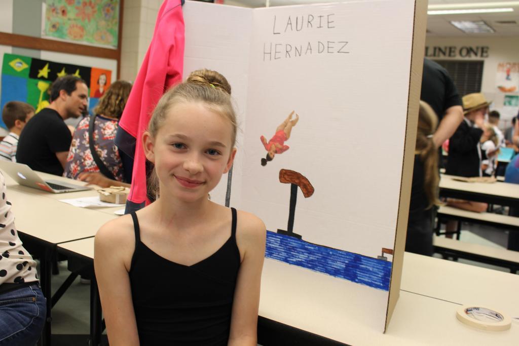3rd Grade Living Biographies 2019