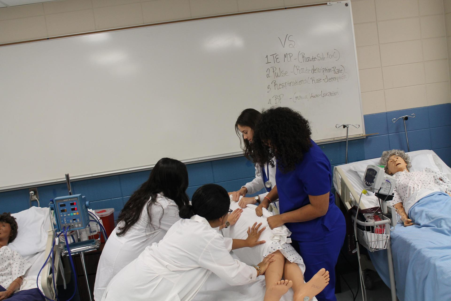 health sci teacher