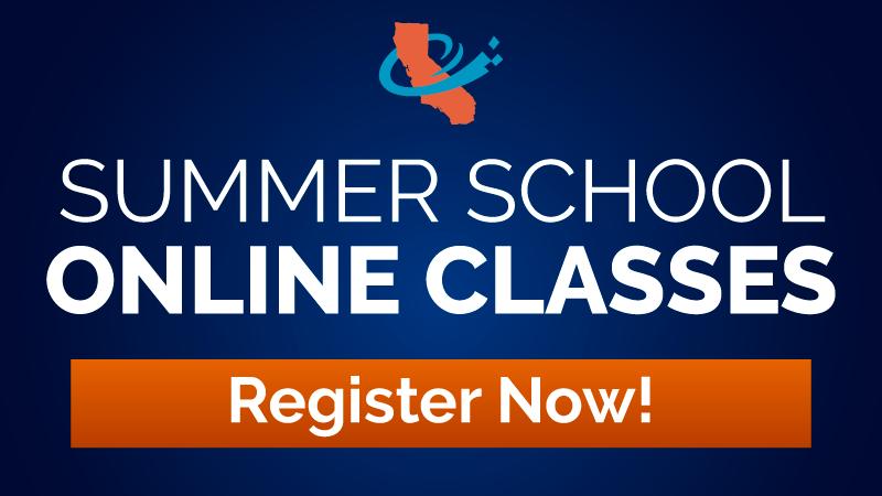 Summer School Online Class Registration Thumbnail Image
