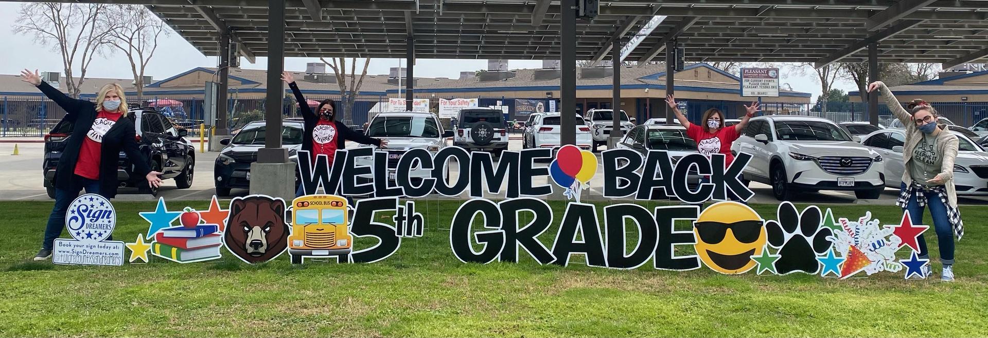 5th Grade team!