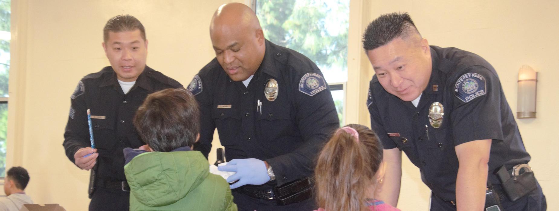 Monterey Park Police