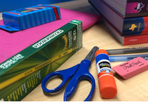 Edinburg CISD will provide school supplies, similar to these pictured, to all registered students for the upcoming school year.