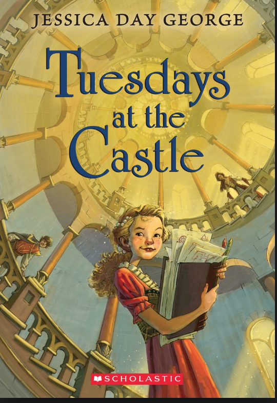 Book Cover Tuesdays at the Castle