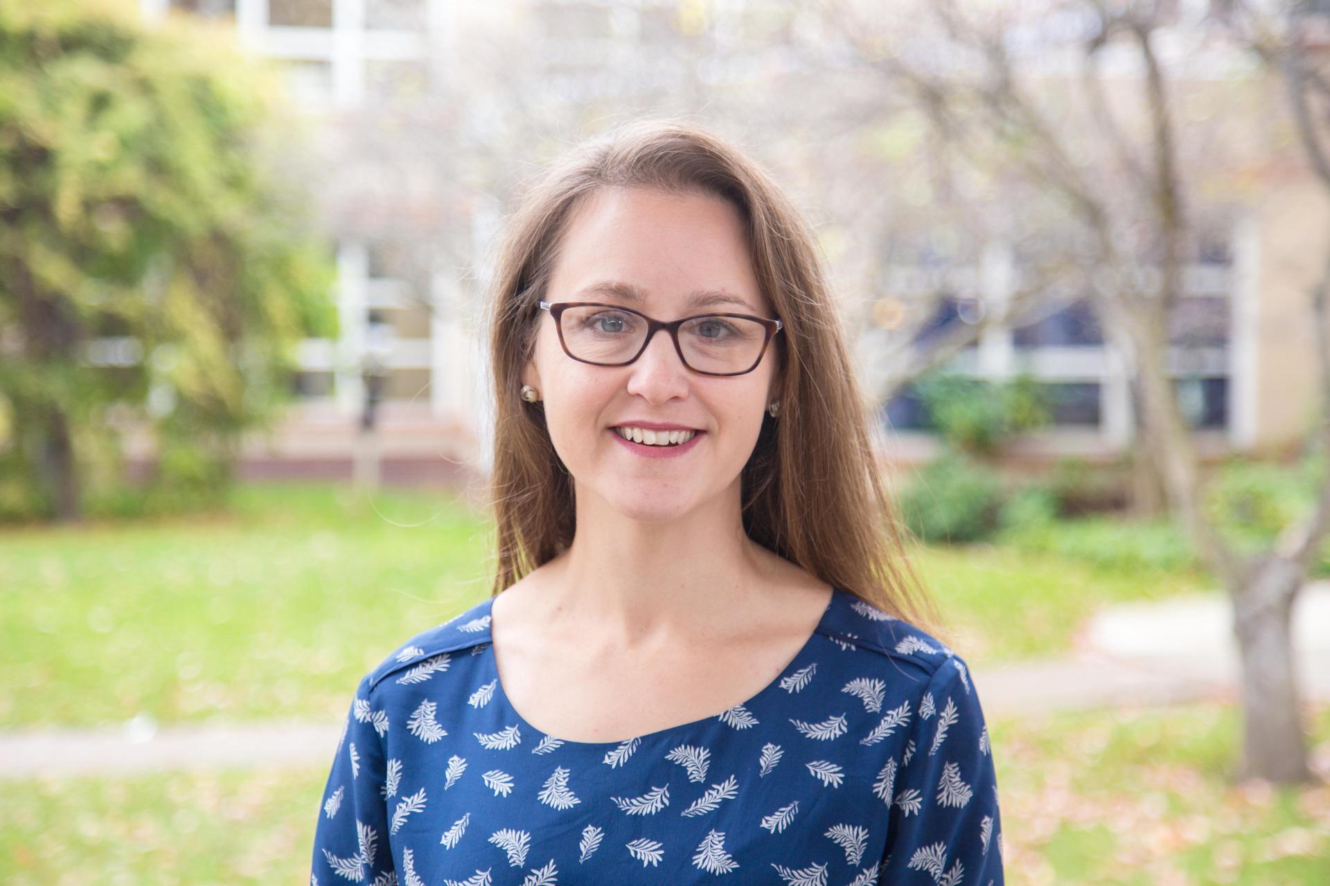 Jessika Coltz Career Program Manager