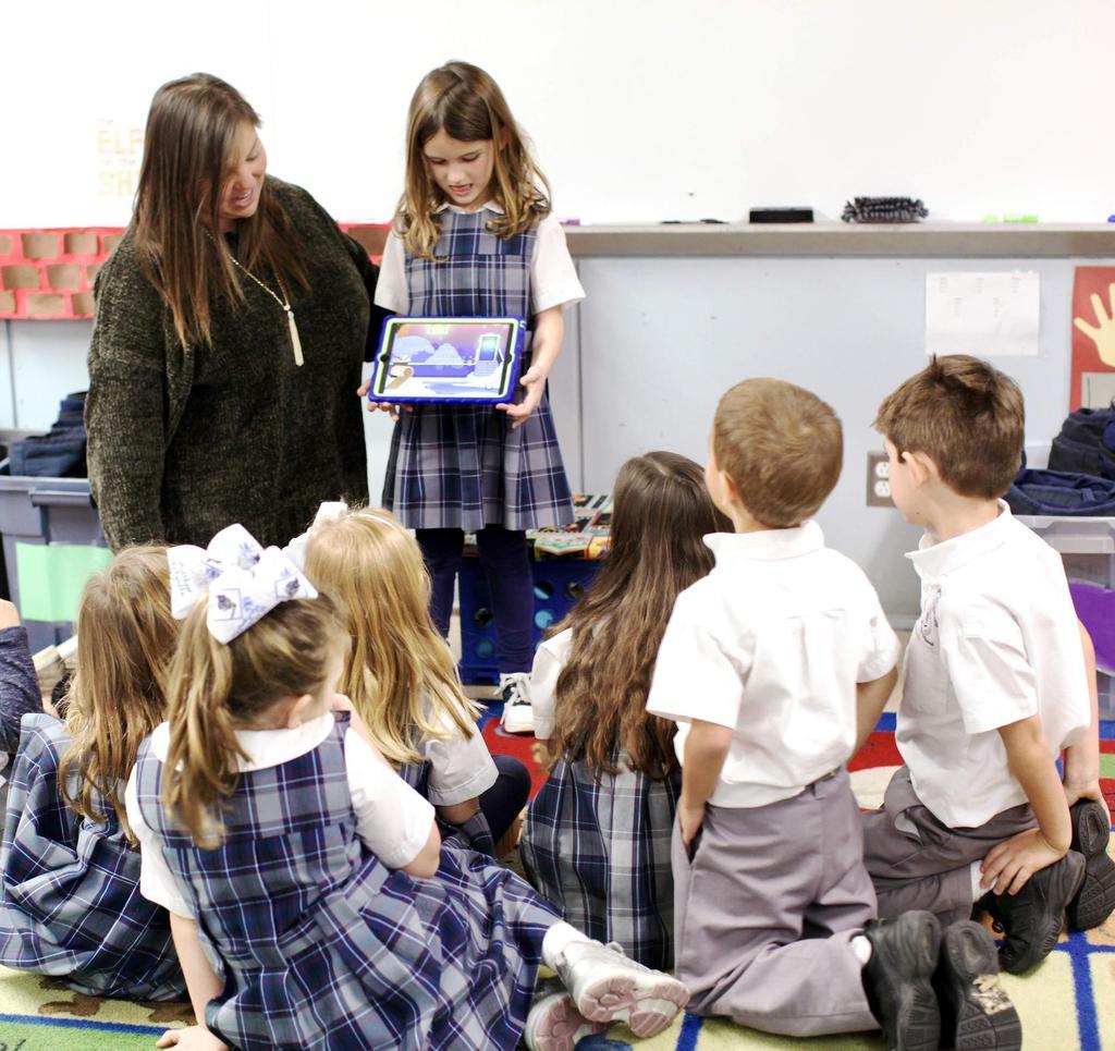 Kindergarten Story-time