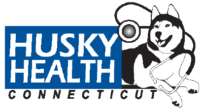 Husky Health Connecticut logo