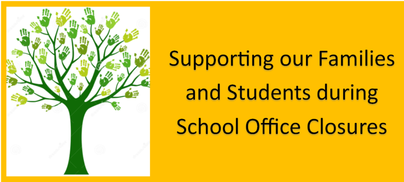 School Office Support for Families Featured Photo