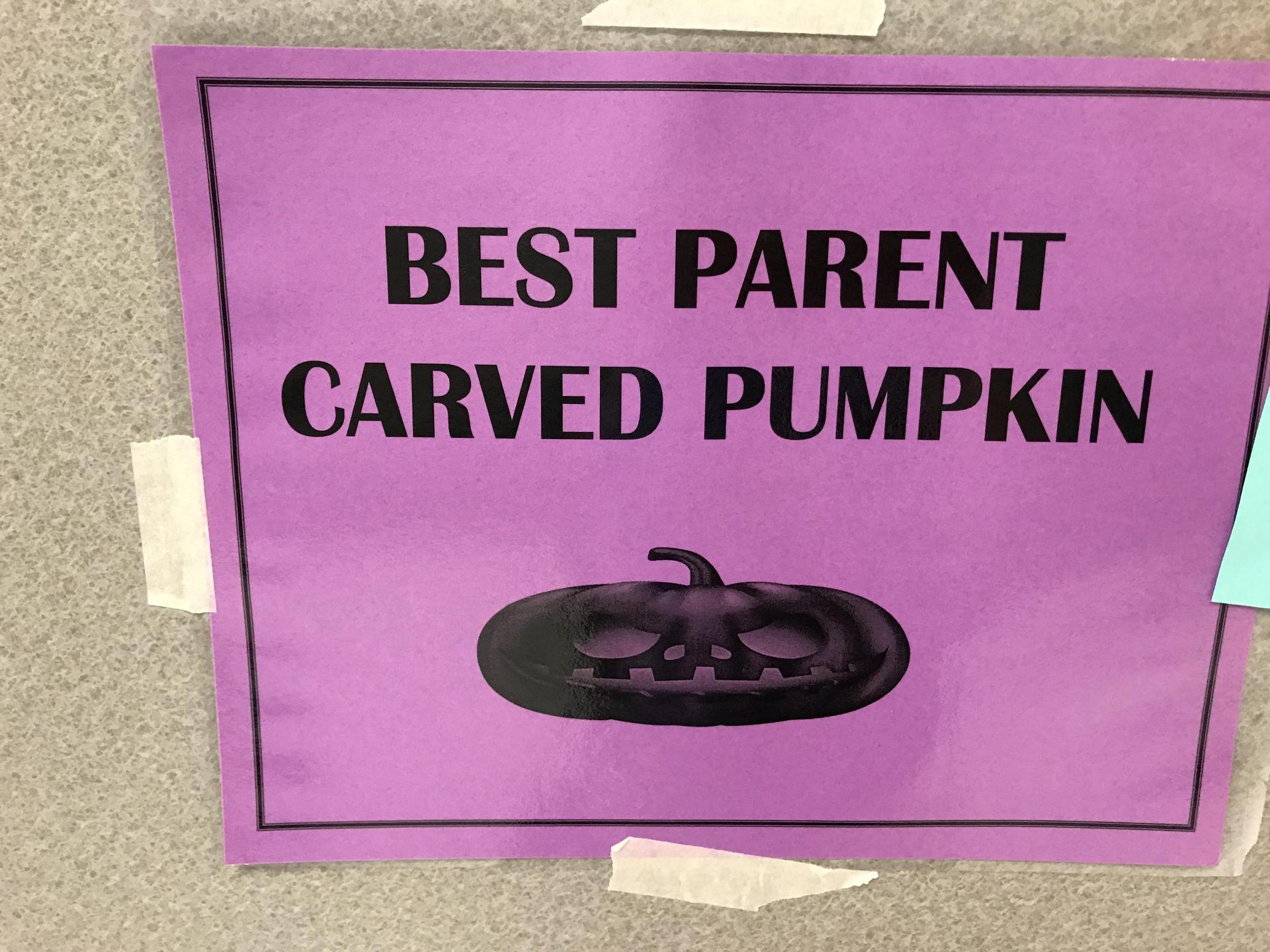 Best Parent Carved