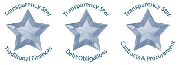 Financial Transparency Stars