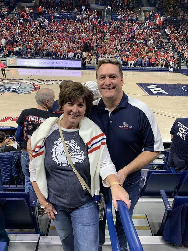 David and Margie (Murphy) Schmutz `82 today