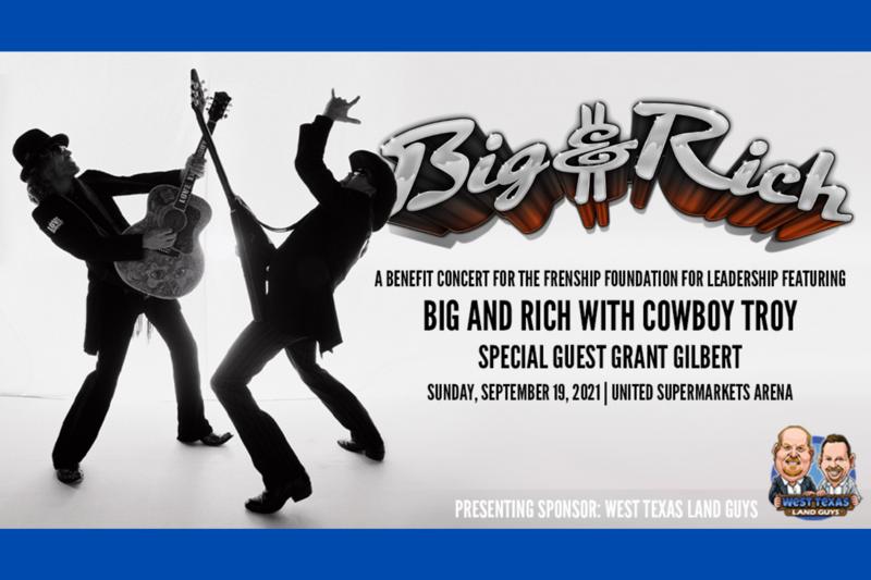 big and rich benefit concert