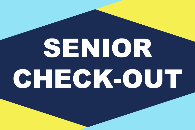 Image Senior Check-Out